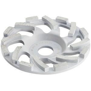 Betono šlifavimo lėkštelė125 mm. RS 14-125 / 17-125, Metabo