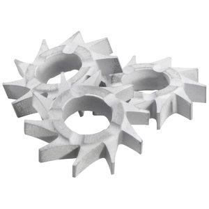 Frezavimo segmentai (15 vnt.) RF 14-115, Metabo
