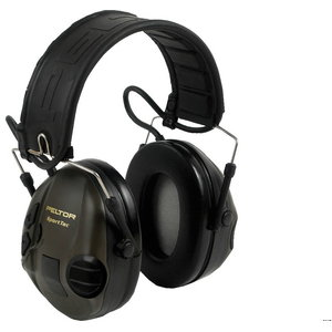 Kõrvaklapid SportTac Hunting (roheline), aktiivkl., MT6HGN X XH001650049, 3M