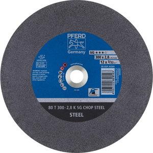 Metallilõikeketas 300x2,8/25,4mm K SG CHOP STEEL, Pferd
