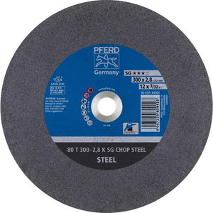 Griezējdisks 300x2,8/25,4mm K SG CHOP STEEL, Pferd