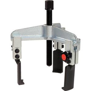 Guolių nuėmiklis 3 griebtuvų, 25-130mm, KS Tools