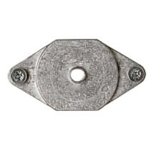 Template follower, 17 mm OFE 738 / 1229, Metabo