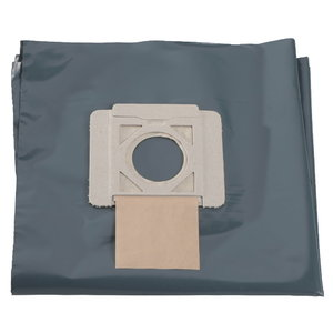Plastikinis dulkių maišas ASA 25 L PC / ASA 30 L PC 5 vnt., Metabo