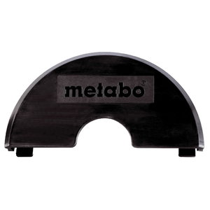 Partial safety guard for 125mm, Metabo