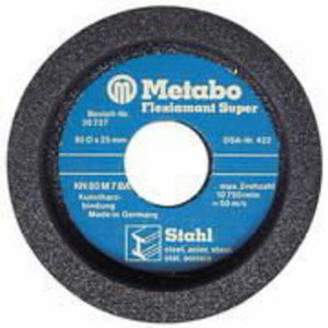 Cup wheel KN80M for steel A 80-M, Metabo