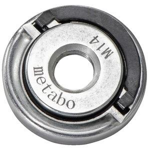Quick kettamutter väikesele nurklihvijale, M14, Metabo