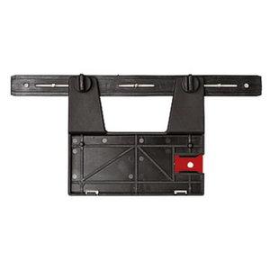 Jig-saw bench-mountg plate, Metabo