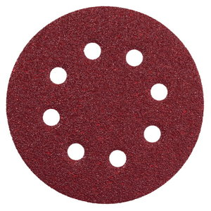 25 Sanding discs 125 P 80. FSX 200 / SXE 425, Metabo