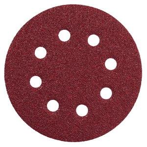 25 Sanding discs 125 P 240. FSX 200 / SXE 425, Metabo