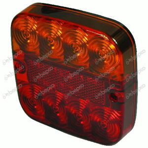 REAR LIGHT LED 12V, Bepco