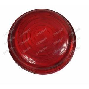 Luktura stikliņš, sarksna, apaļš 957E-13450, Bepco