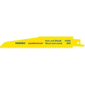 Otssaetera puidu, plastiku, metallile 1,6/150 mm, BiM - 5tk, Metabo