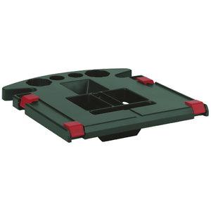 Metadepot kohvri kinnitussüsteem tolmuimejale
