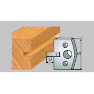 Moulding cutter, profile 16. Molda, Scheppach