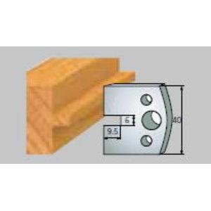 Moulding cutter, profile 17. Molda, Scheppach