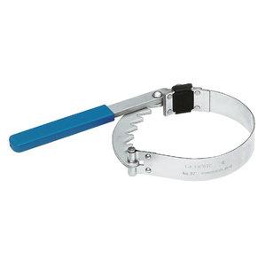 37 nuimtuvas filtrui, Ø 80-110 mm, plieno juosta, rankena, Gedore