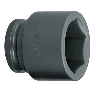 Impact socket 1.1/2 105mm K37, Gedore