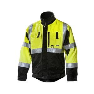 Hig.Wis. workjacket  6330 yellow/black M, Dimex