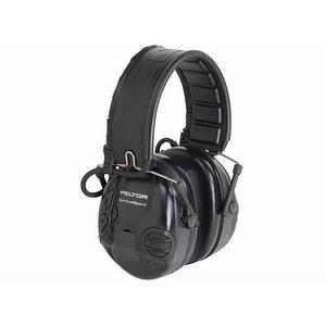 Kõrvaklapid Sporttac ''shooting'' (must/punan) aktiiv. MT16H MT16H210F-478-R, 3M