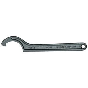 40 80-90 mm raktas kablys, Gedore