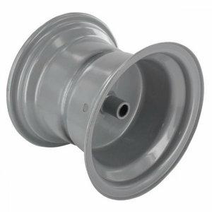 RIM ASM:6.0X4.5:PLS BRG W/OHOL, MTD