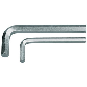 L-образный ключ-шестигранник  5,5мм(7/32) 42, GEDORE