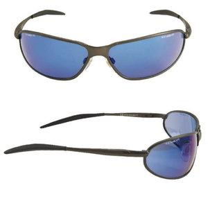 Marcus Grönholm protective glasses blue mirror, 3M