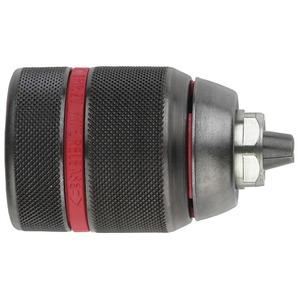 Griebtuvas Futuro Plus S2 M / 1,5-13 mm, hardened jaws, Metabo