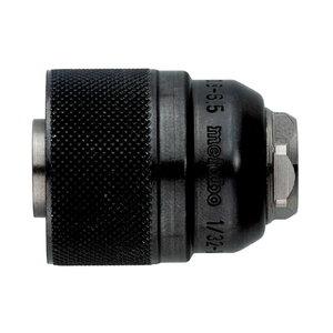 Greito užveržimo patronas Futuro Plus H1M 0,8-6,5mm, Metabo