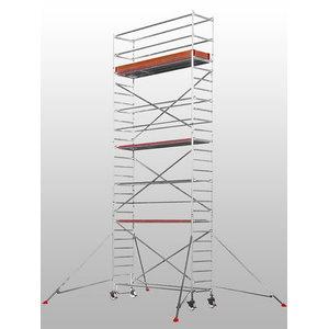 Mobile aluminum scaffolding 6371/ 13, Hymer