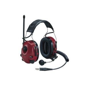 Kõrvaklapid Alert sissemonteeritud FM-raadioga M2RX7A 63731, 3M