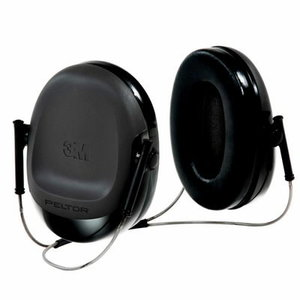 Welding Helmet Ear Muffs 63734 H505B-596-SV, 3M