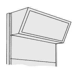 Stendi valguskast ilma kirja / slaidita, 40x100 cm, Metabo