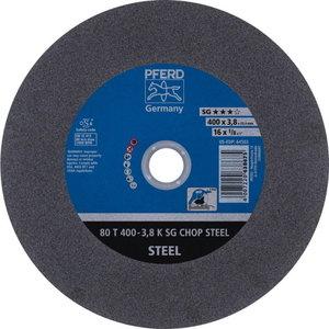 Disks 80 T400-3,8 A36K SG-CHOP 25,4, Pferd
