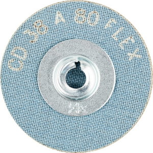 Abrazyvinis diskas 38mm A 80 FLEX CD, Pferd