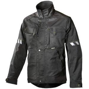 Рабочая куртка  639, чёрная, размер 2XL, DIMEX