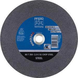 Metallilõikeketas 300x2,8/32mm K SG CHOP STEEL, Pferd