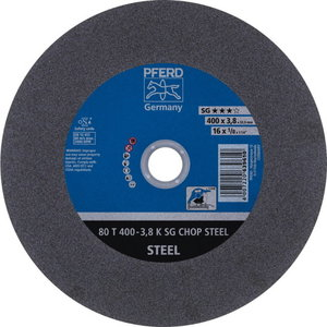 Metallilõikeketas 400x3,8/32,0mm K SG CHOP STEEL, Pferd