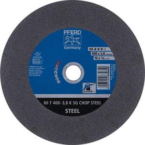 Pjov.disk.metalu 400x3,8/32,0mm K SG CHOP STEEL, Pferd