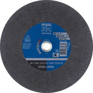 INOX cut-off wheel 350x2,8x25,4 CHOP, Pferd