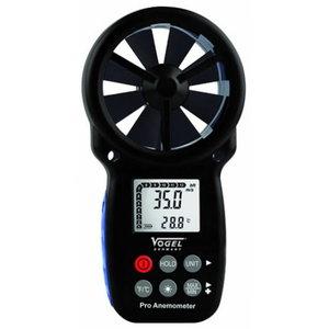 Digital Anemometer, CE, 0.3 ~ 30 m/s, Vögel
