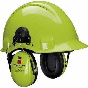 Headphones helmet mounting Optime I HiViZ H510P3E469GB XA007702187, 3M