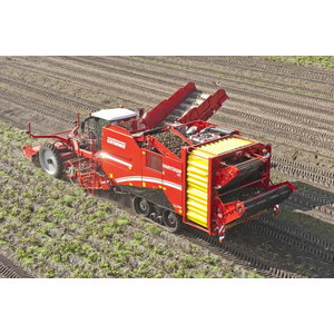 Self Propeld potato harvester  Varitron 470 TT, Grimme