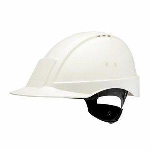 Helmet Peltor Uvicator, button adjustable, white, 3M