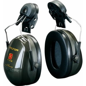Kõrvaklapid Optime II  G2000/G3000 kiivritele H520P3E-410-GQ, 3M