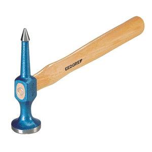 Point peen hammer 277, Gedore