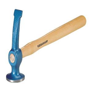 Planishing/grooving hammer 278, Gedore