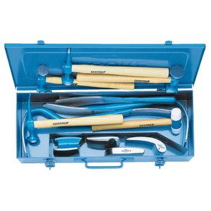 S 280 įrankių kompl. kėbulų remontui, Gedore
