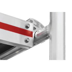 Pārvietojamas sastatnes SC60, darba augstums 6,25 m 6473, Hymer